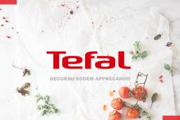 Animated powerpoint presentation for Tefal